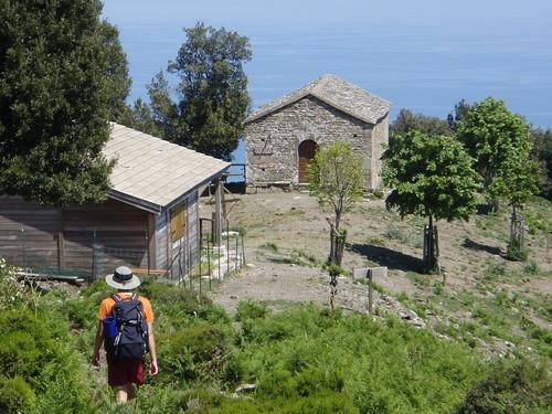 Randonnée pédestre en Costa Verde