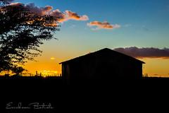 Casinha no Campo (Erickson Batista) Tags: sunset rural prdosol bahia ocaso campestre serto buclico poente sertanejo vrzeanova vrzeanovaba