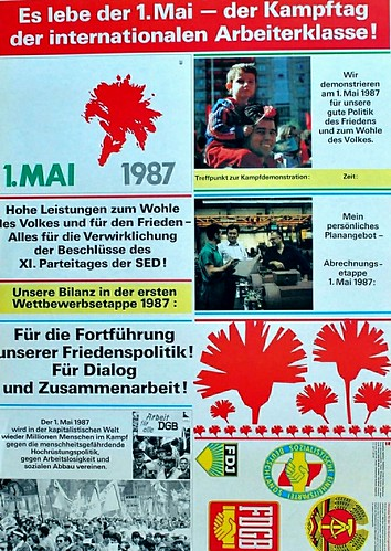 the use of propaganda in the gdr With the island being unihabited, the gdr sought to make the most out of its new territory in the carribean by beginning a propaganda campaign towards emigration to the new island to help build it and improve it into an integral and developed part of the gdr.