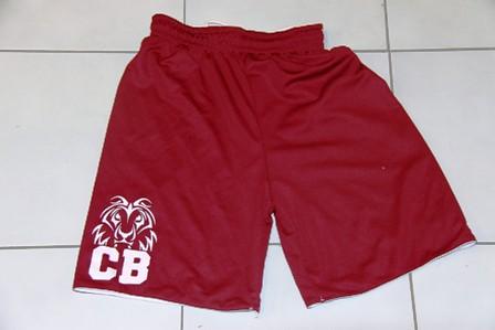 Pantaloncini Collegno MiniBasket 2009-2010