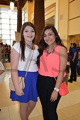 0491. Viridiana Barrera y Mary Cruz Peña.