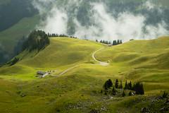 Vapeurs d'alpage (Tonton Dave) Tags: mountain nature montagne landscape switzerland suisse fribourg paysage freiburg gastlosen alpage