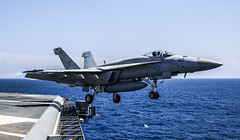 140807-N-IP531-092 (U.S. Pacific Fleet) Tags: gw carrier rok republicofkorea ussgeorgewashingtoncvn73 cvn73 ussgeorgewashington waterseastofjapan