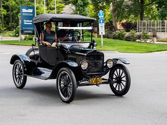 1919 Ford Model T Runabout (Qiou87) Tags: ontario canada classic ford olympus niagara 1919 oldcar runabout niagaraonthelake modelt