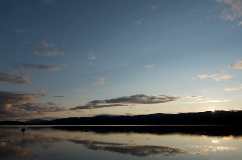 Loch Insh sunset 2 ©  Still ePsiLoN