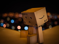 (lightparadise_peace) Tags: longexposure night toy raw bokeh noflash figurine danbo alr gf1 revoltech danboard flickrandroidapp:filter=none