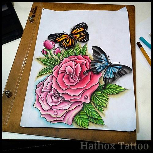 Estudos Flores E Borboletas Flores Flowers Rosas