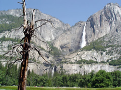 Yosemite Falls in Yosemite National Park (GMLSKIS) Tags: california yosemitefalls waterfall nationalpark yosemite