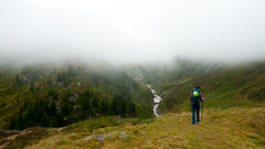 Wo die Wiese aufhrt... (Steffen Knalltte) Tags: austria tirol sterreich hiking olympus alpen wandern omd obergurgl oetztal em10 gurgl lumixlx3