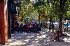NEW YORK (slimjim340) Tags: newyork greenwichvillage sidewalkcafe