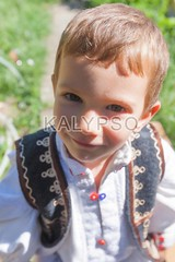 Portrait of a Romanian happy peasant child (kalypsoworldphotography) Tags: travel boy portrait white art smile fashion festival rural vintage happy countryside costume artwork europe village child artistic folk farm background traditional country culture property happiness folklore icon dracula event textile national romania friendly land historical tradition agriculture transylvania ethnic regional isolated textured romanian peasant cau