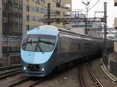 MSE passing by (Matt-san) Tags: japan private japanese asia railway transportation odakyu romancecars