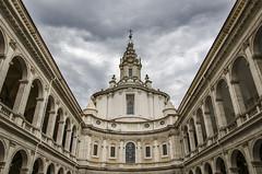 _DSC2883 (veronandrea78) Tags: italy cloud rome roma primavera spring nikon italia nuvole nuvola colosseum coliseum eternal citt colosseo lightroom eterna 18105mm d7000