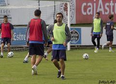 Alejandro Suarez (Dawlad Ast) Tags: espaa club training de spain cd soccer asturias luanco estadio futbol alejandro miramar marino deportivo suarez entrenamiento