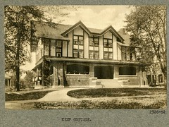 photo album 02928-01-ph52 (Olmsted Archives, Frederick Law Olmsted NHS, NPS) Tags: ohio oberlin oberlincollege