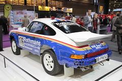 20131108 Lyon Rhône - Epoc Auto - Porsche 911 SC Rothmans Paris- Dakar -(1984)-001 (anhndee) Tags: france frankreich lyon rhône classiccars rhonealpes voituresanciennes epoqauto