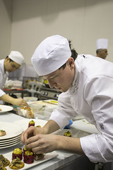 Day 1 of 2014 WorldSkills Australia National Competition