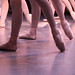 Pointe Shoes Ballet Photo, Ballet stage lighting by Array (aka Array)
