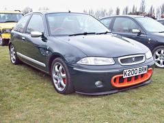 530 Rover 200 BRM (1999) (robertknight16) Tags: rover british 1990s bmc bl worldcars