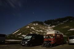Das mobile Basislager im Mondlicht (all martn) Tags: alps schweiz alpen wallis furkapass