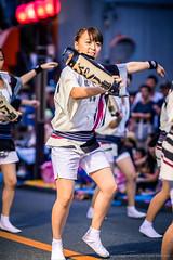 2014_08_30_Mitaka_AwaOdori_5D3_058_HD (Nigal Raymond) Tags: festival japan dance  mitaka matsuri awaodori     100tokyo cooljapan fudouren nigalraymond wwwnigalraymondcom 5dmk3 5d3 sakuraren  mitakaren awaodori2014 bikkuriren