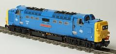 Class 55 Deltic (bricktrix) Tags: toys lego diesel legotrain deltic class55
