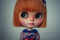 A Doll A Day. Sep 28. Persimmon.