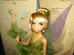 Limited Edition Designer Disney Fairy  Tinker Bell Doll (vampirena13) Tags: doll bell designer disney fairy limited edition tinker