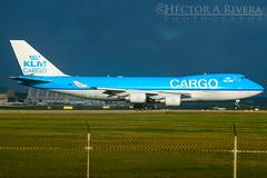 KLM - Royal Dutch Airlines Cargo (Martinair) Boeing 747-406F/ER/SCD  PH-CKB / KB-051 (cn 33695/1328)  Aguadilla - Raphael Hernandez (Borinquen Field / Ramey AFB) (BQN / TJBQ) Puerto Rico, February 2012 (Hector A Rivera Valentin) Tags: february2012 klmroyaldutchairlinescargomartinairboeing747406ferscdphckbkb051cn336951328aguadillaraphaelhernandezborinquenfieldrameyafbbqntjbqpuertorico