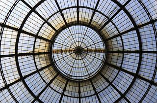 Roof of Galleria Vittorio Emanuele II