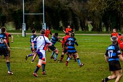 Witney 3's vs Swindon College-1111