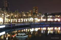Marina Mall Night (Nourah.A.Edhbayah (Super Flower♥إظبيه)) Tags: الكويت مول مرينا المرينا مجمع edhbayah abdullah night nourah q8 kuwait mall marina