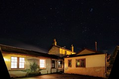 Strathpeffer Hospital (simondownunder) Tags: snapseed sigma102035 sigma1020 strathpeffer scotland cottage night stars realestate