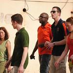 Univ of Illinois delegation tours Njala University, Bo, Sierra Leone