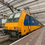 Intercity Direct resting at Rotterdam Central station thumbnail