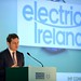 Jim Dollard, Electric Ireland speaking at the IHF conference