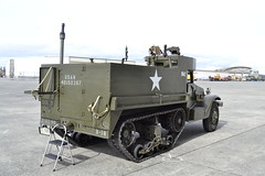 White M3A1 Half Track personal Carrier (ROCKINRODDY93) Tags: m3a1 halftrack worldwar2 ww2 war american usa