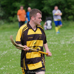 Tayforth vs Col Glen_2448 (I Robertson) Tags: cup glen col shinty 2014 bullough camanachd colglen tayforth