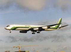 AER TURAS DC-8 EI-CGO (Adrian.Kissane) Tags: dublin cargo dc8 45924 aerturas eicgo