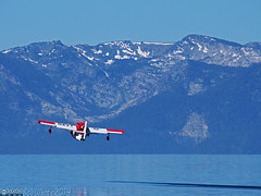 Back in the air (Vurnman) Tags: republic tahoe laketahoe restored seaplane 1947 seabee rc3 062514tahoe httpswwwyoutubecomwatchvlqqmo3gopx4