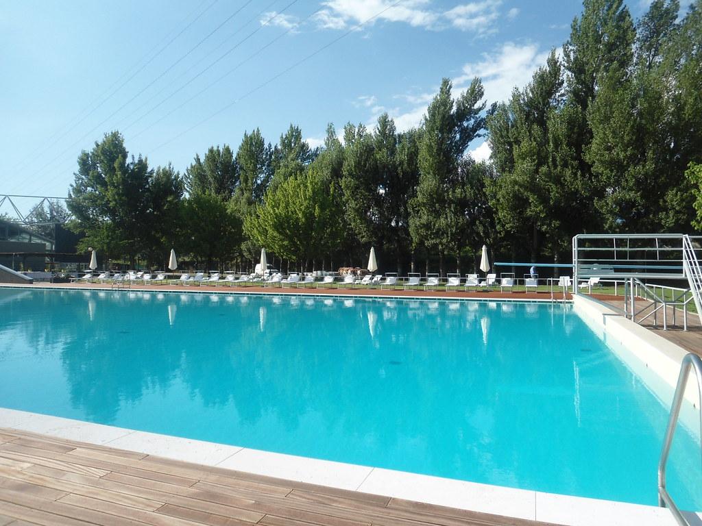 Centro del nuoto di montevarchi inaugurata la piscina - Piscina di pergine ...