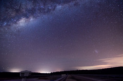 Milky Way over North Dardanup Dam (inefekt69) Tags: longexposure nightphotography night stars nikon dam tokina galaxy astrophotography perth astronomy nightsky dslr universe cosmos westernaustralia cosmology milkyway 1116mm northdandalupdam d5100