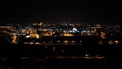 Jerusalem panorama (Marcin Szwajkajzer) Tags: panorama night israel palestine jerusalem clear