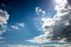 Beautiful weather conditions (Groman123) Tags: summer sky cloud weather clouds canon germany deutschland eos day sommer tag himmel wolke wolken cc creativecommons wetter sauerland ccbysa 700d pwpartlycloudy