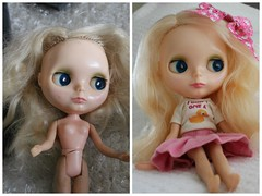 Lux: Before and after