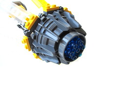 ISV Atalaya (Masked Builder) Tags: ship lego space scifi moc starfighter