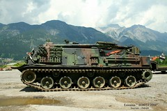 """Exercise """" SCHUTZ 2014"""" (PzBrig15) Tags: mi army austria tirol hall sterreich tank exercise military exercises tyrol innsbruck recovery tanks armee militr militaryvehicle schutz bung manver militrbung m88 recoverytank schutz2014"""
