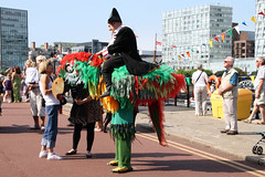 Albert Docks Street Theatre (NTG's pictures) Tags: street festival liverpool docks river boats dock waterfront theatre albert ships historic international mersey barges the 14june2014