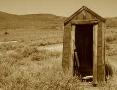 The Outhouse - Bodie Ghost Town Collection (Life_After_Death - Shannon Renshaw) Tags: life california county old city house west building art history abandoned sepia architecture silver carson out bathroom photography death gold mono town bath mine day desert antique room nevada ghost plumbing 1800s dream eerie sierra mining collection shannon 49 rush dreams western historical after bodie outhouse artifact luxury tone miner artifacts 1900s outbuilding bodieghosttown lawless lifeafterdeath 49er shannonday lifeafterdeathstudios lifeafterdeathphotography shannondayphotography shannondaylifeafterdeath