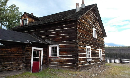 Fort Selkirk rectory